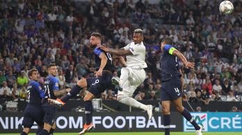 Nem langyos 0-0 a német-francián