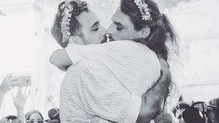 Steiner Kristóf és férje úgy érzik, már csak egy gyerek hiányzik az életükből