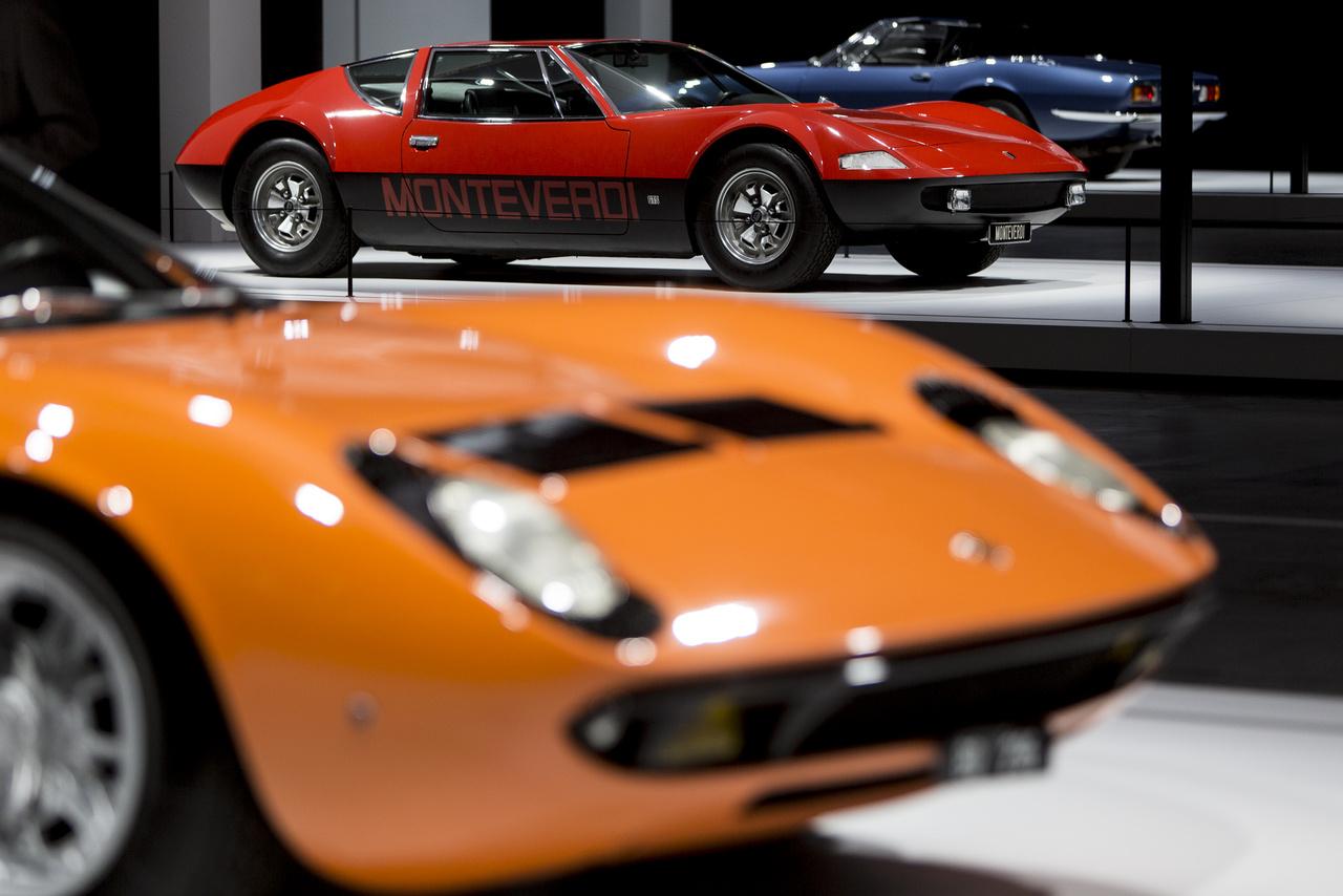 Nem csúnya autó a Monteverdi, ami egyben Bázel egyik legnagyobb autótervezési büszkesége: egy kis helyi (Binningen) autóépítő műhely alkotása, össz-vissz kettő épült belőle.