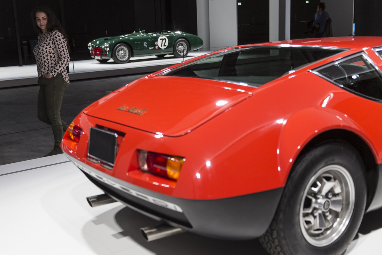 Micsoda hátsó! (Monteverdi Hai 450 GTS, 1970)