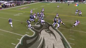 Az Eagles még a Super Bowl-trollkodását is felülmúlta a szezonnyitón