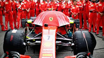 Betiltották a Ferrari szárazjeges trükkjét, gyorsan jött rá a válasz