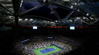 A tető lehet az oka az iszonyatos hőségnek a US Openen
