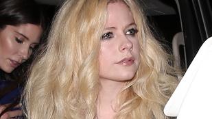 Avril Lavigne: Amikor elfogadtam a halált, éreztem, hogy a testem feladja