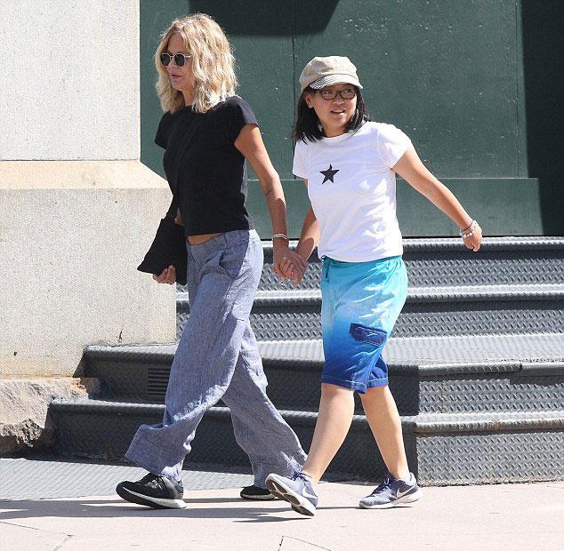 Meg Ryan lánya, Daisy idén ünnepelte 14. születésnapját. A tinédzser lány nem sokszor mutatkozik híres anyukájával.