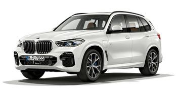 Itt a BMW X5 legújabb adócsaló-változata