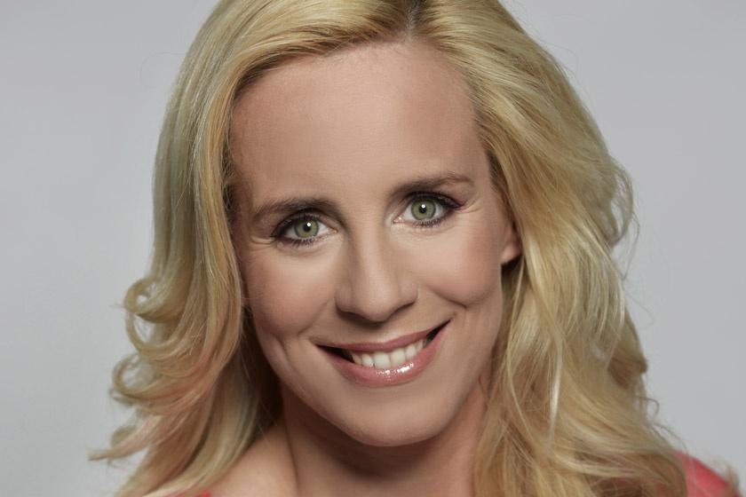 Pataki Zita látványosan lefogyott - Az RTL Klub időjósa karcsú lett, mint a nádszál