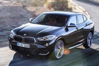 X2 M35i: egy BMW-szerűtlen sport-BMW