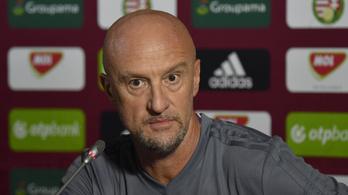Rossi: Egy új korszakot akarunk kezdeni a magyar futballban