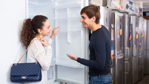 Hűtőszekrények tesztje: mennyit érdemes áldozni a hűtőre?