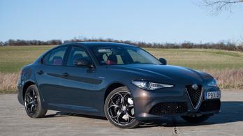 Ilyen az új Alfa Romeo