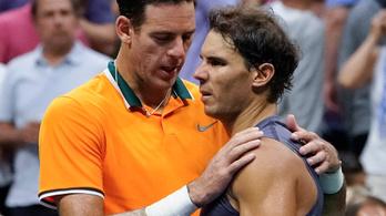 Nadal feladta az elődöntőt, alig bírt futni