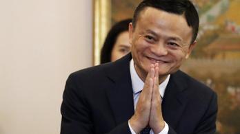 Távozik az Alibaba éléről Kína egyik leggazdagabb embere