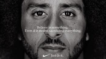Nőttek a Nike eladásai a Kaepernick-ügy után