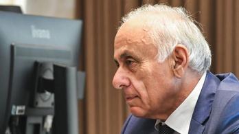 Autókarambolban meghalt Abházia miniszterelnöke