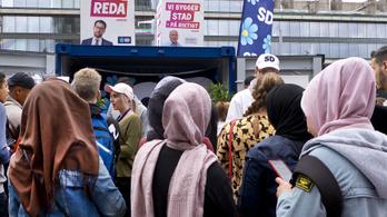 Átrendezheti a svéd politikát a vasárnapi választás