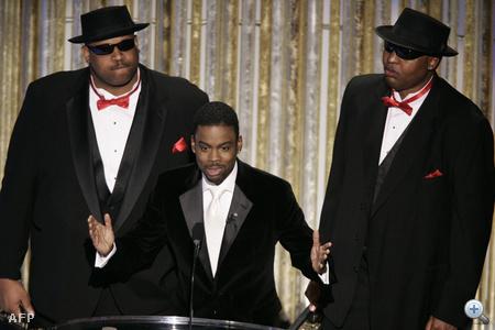 Chris Rock a 2005-ös Oscar-gála házigazdájaként