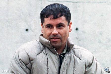 """Joaquin Guzman Loera, """"El Chapo"""""""