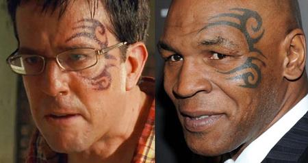 Ed Helms és Mike Tyson