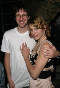 Paul W.S. Anderson és Milla Jovovich (fotó: IMDb)