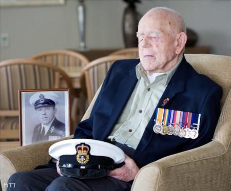 Az utolsó I. világháborús veterán 110 éves korában hunyt el
