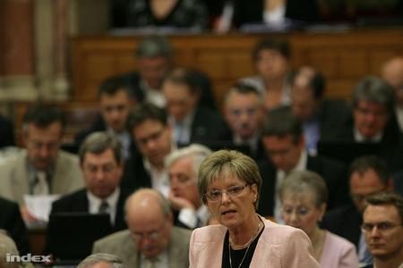 A szerdán nyilvánosságra került Hoffmann-féle koncepcióról a Fidesz-frakció tagjai sem tudtak