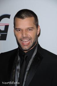 Ricky Martin 2010 január 30
