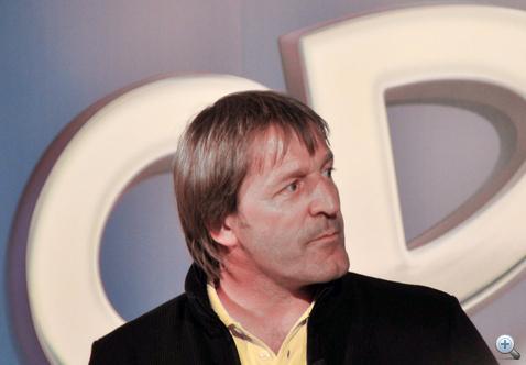 Joachim Winkelhock jó arc
