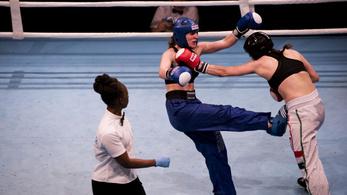 Rákóczi Renáta kick-box-világbajnok lett, ráadásul 12 menetes meccsen