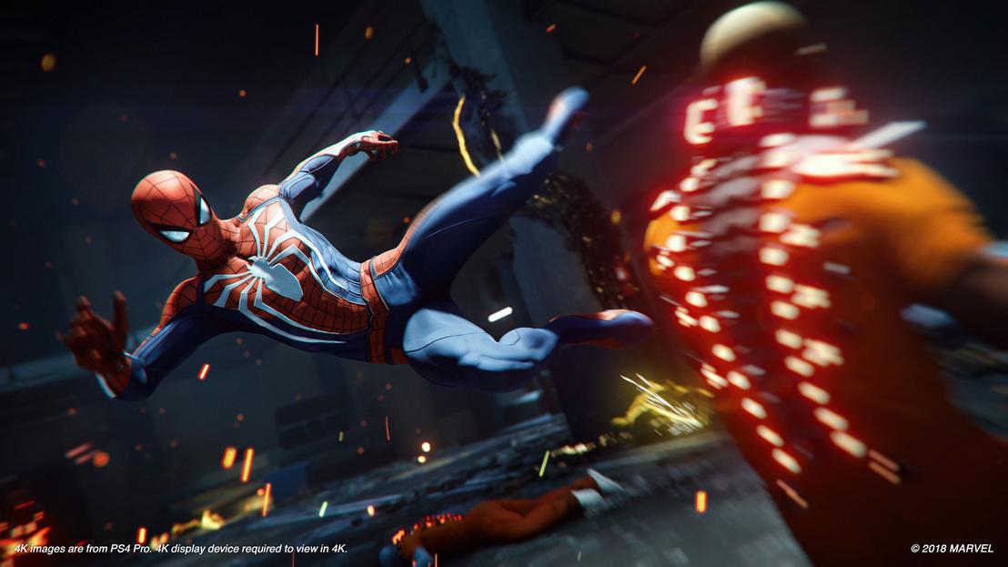 Spider-ManPS4 E32018 Cellblock Legal