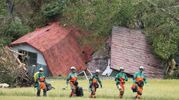 37-re emelkedett a földrengés áldozatainak száma Japánban