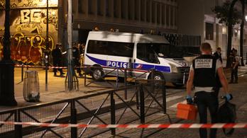 Hét embert késelt meg egy afgán férfi Párizsban