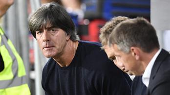Löw már nem bűnbak, hanem a német foci hőse