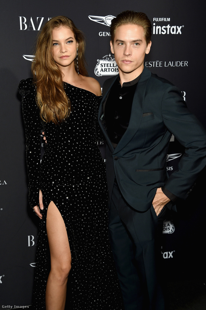 Pénteken a Harper's Bazaar buliján kimaxolták a szerelmük demonstrálását.