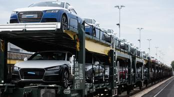 40-50 autó eltűnt a magyar piacról