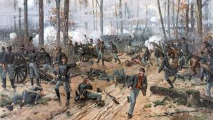 A csata után világítani kezdtek a katonák sebei, aztán csodálatos módon meggyógyultak