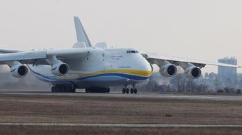 9800 km-t repült leszállás nélkül az ukrán óriás szállítógép
