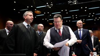 3 billió forintra perlik a VW-t a dízelbotrány miatt