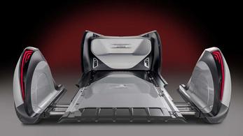 A jövő Mercedese csak egy nagy gördeszka?