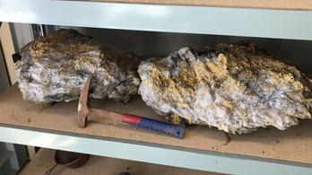 Szinte példátlan aranylelőhelyet találtak Ausztráliában