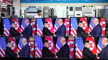 Újabb csúcstalálkozóra készül Trump és Kim Dzsongun