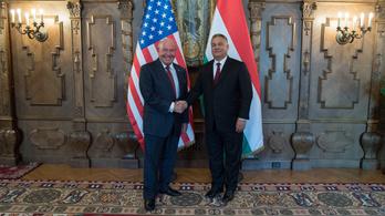 A CEU-ról is beszélt Orbán és az új amerikai nagykövet hétfő este