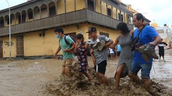 A klímaváltozás miatt váratlanul visszatérhet az El Niño