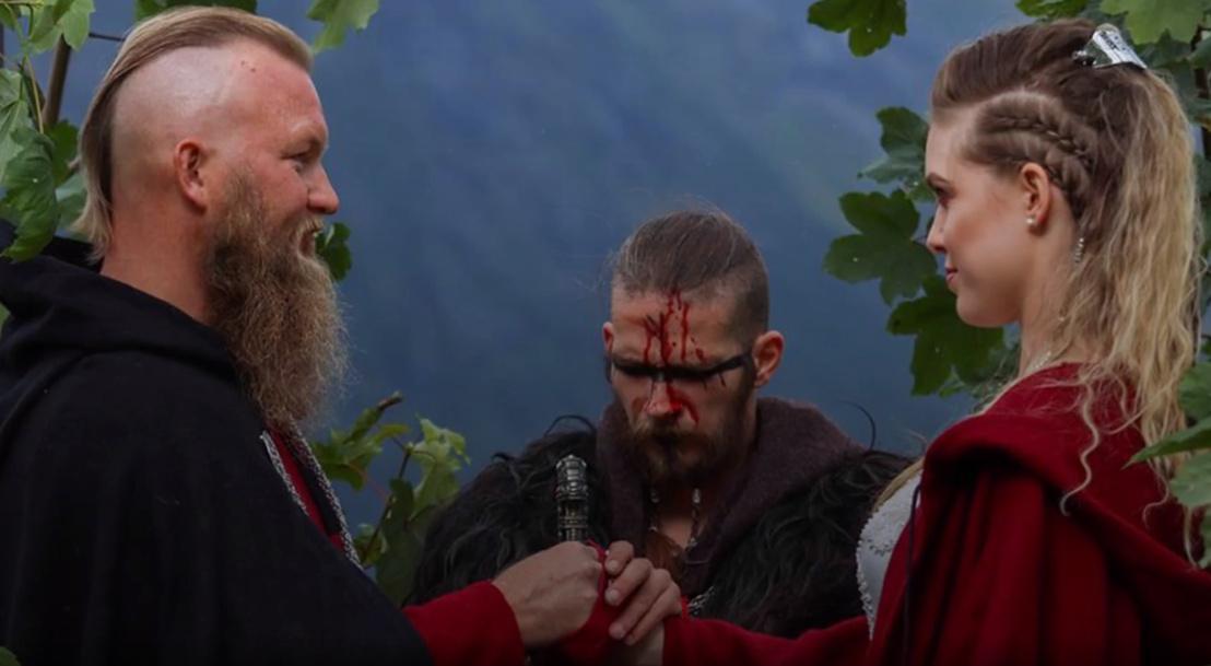 viking esküvő2