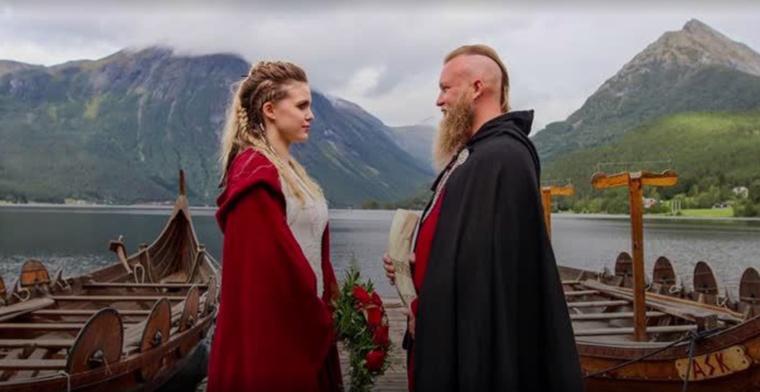 viking esküvő1