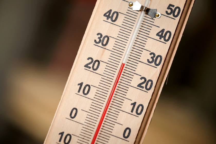15 °C-nál is nagyobb lehet a napi hőingás: a meteorológiai szolgálat figyelmeztet