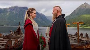 Ilyen egy igazi viking esküvő pogány pappal és véráldozattal