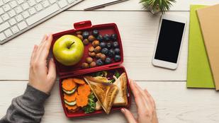 Így csomagolj magadnak egészséges ebédet a munkába!