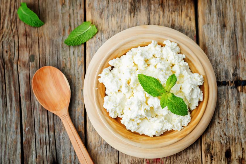 Kalciumdús hazai szuperétel, ami sósan és édesen is isteni: ezért egyél túrót minden héten