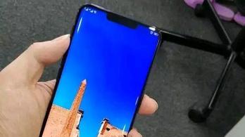 Szivárognak a részletek a Huawei Mate 20-ról